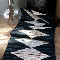 Rag Rug Techniques project