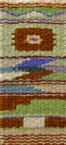 tapestry sample