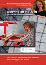 Weaving on the Julia