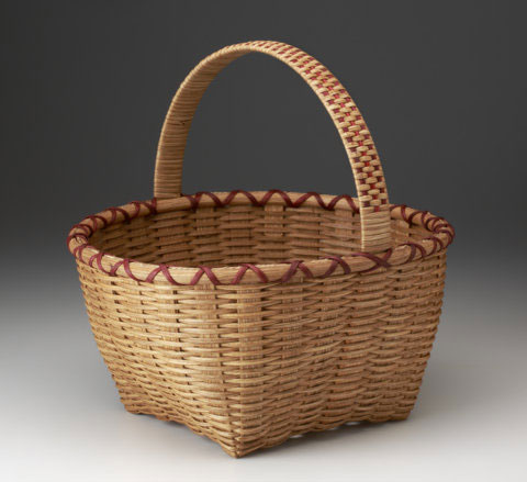 williamsburg carrying basket